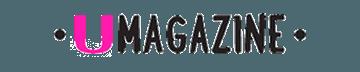 Umagazine logo transparent